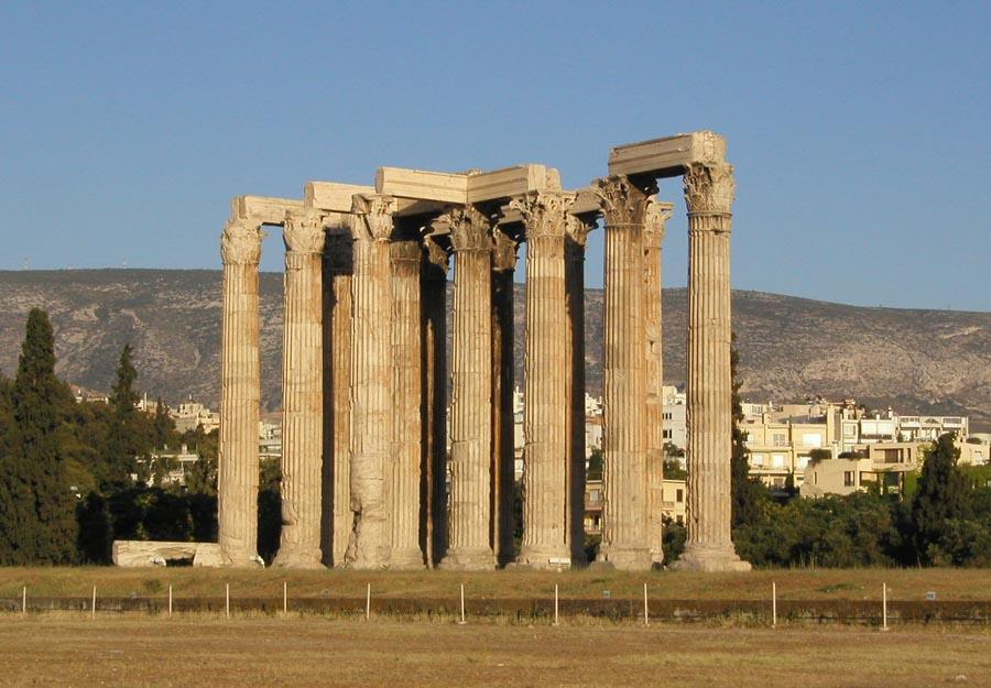 Снова в Грецию