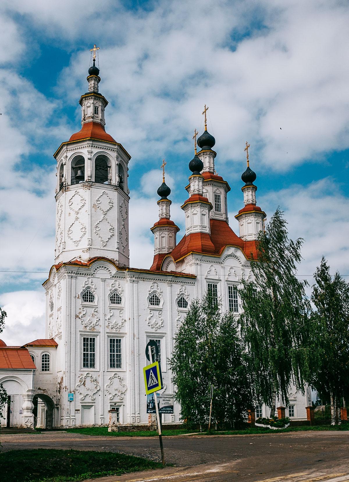 Вологда–Тотьма